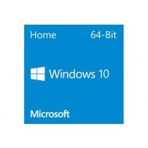 ПЗ Microsoft Windows 10 Home 64-bit English 1pk DVD