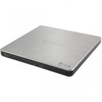 DVDRW зовнішній LG GP60NS60 Slim Silver USB2.0