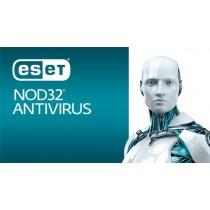 ПЗ ESET NOD32 Antivirus, на 1рік 3ПК, або продовження на 20 місяців (електронний ключ)