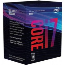 Intel 1151 Core i7-8700K Box(3.7GHz-4.7GHz/12Mb/Intel HD630/Coffee Lake-S/14nm/95W/6-core)