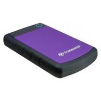 "HDD External 2.5"" 1Tb Transcend StoreJet 25 H3P USB 3.0 Black/Purple"
