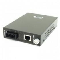 Медіаконвертер D-Link DMC-300SC 100BaseTX to MM Fiber (2км)