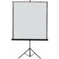 Екран на тринозі Redleaf 150x150 см