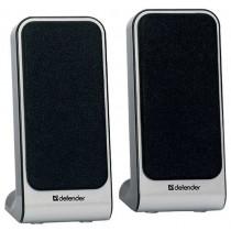 Колонки Defender SPK-225 2.0 USB (1x2 Вт, пластик, чорні)