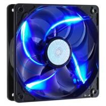 Вентилятор 120мм Cooler Master SickleFlow 120мм, 19dBA, 3pin, 2000об / мин, синя підсвітка