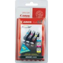 Картридж Canon CLI-521 Bundle (C, M, Y) MP540/ 630
