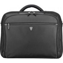 """Сумка 15.6"""" Sumdex PON-351BK Impulse Notebook Case (Black) поліестер 38x28x5 см (внутр.)"""