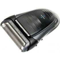 Електробритва Braun Series 1 190s-1 (Плаваюча бриюча головка, легке очищення під проточною водою, тример, час роботи від акумулятора (NiMh) - 30 хв., час зарядки - 60 хв., LED-індикатор зарядки, чорний + сірий)