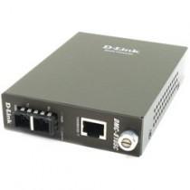Медіаконвертер D-Link DMC-810SC Gigabit Ethernet to 1000Base-LX (10км, SC)