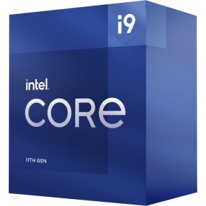 Intel 1200 Core i9-11900KF Box (3.5-5.3GHz/16Mb/noVideo/125W/8C/16T)