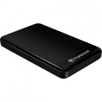 "HDD External 2.5"" 2Tb Transcend StoreJet A-series Black USB3.0"