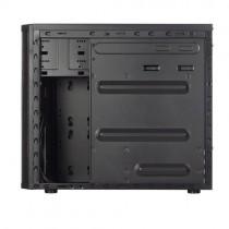 Корпус Fractal Design Core 1100 без БЖ Black minitower (FD-CA-CORE-1100-BL)