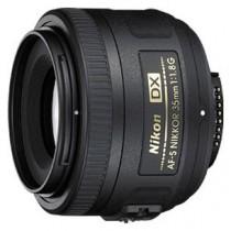Об'єктив Nikon Nikkor AF-S 35MM f/1.8 DX G