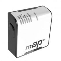 Точка доступу Mikrotik RBmAP2n (2x10/100 Ethernet ports, 1x micro USB, 1,2 dBi, PoE)