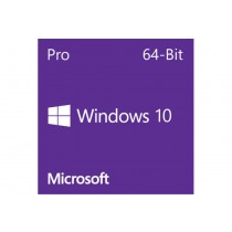 ПЗ Microsoft Windows 10 Pro 64-bit English 1pk DVD