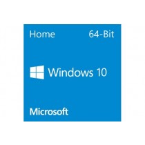 ПЗ Microsoft Windows 10 Home 64-bit English 1pk DVD