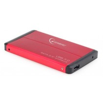 "Зовнішня кишеня 2.5"" Gembird EE2-U3S-2-R Red USB3.0"