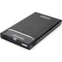 """Зовнішня кишеня 2.5"""" Zalman ZM-VE350 Black USB3.0"""