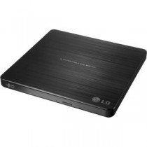 DVDRW зовнішній LG GP60NB60 Slim Black USB2.0