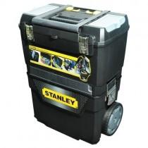 Ящик для інструментів Stanley 1-93-968 Mobile Work Center 2 in 1 з колесами (47x30x63)