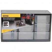 Ящик для інструментів Stanley 1-93-978, 9 відділень (365х155х213 мм)
