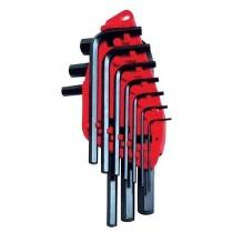 Набір Stanley 0-69-253 ключів вестигранних 10шт