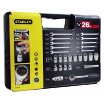 """Набір Stanley 1-89-105 ключів і торц. головок 1/2"""""""