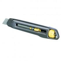 Ніж Stanley 0-10-018 висувне лезо ширина 18мм, довжина ножа 165мм