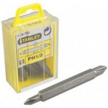 Набір бит Stanley 1-68-784 Ph1, Ph2, 60мм, 10шт