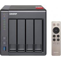 Мережевий дисковий масив Qnap TS-451+-2G