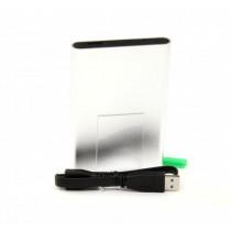 """Зовнішня кишеня 2.5"""" ProLogix BS-U23F Silver USB3.0"""