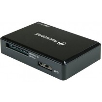 Кардрідер Transcend TS-RDC8K Black Type-C USB 3.1/3.0