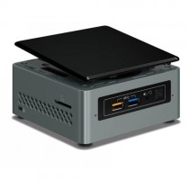 "Неттоп Intel NUC Cel J3455/2xDDR3L(max 8Gb)/2.5"" SATA SSD/HDD//1xHDMI+1xVGA"