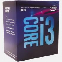Intel 1151 Core i3-8100 Tray (3.6GHz/6Mb/Coffee Lake/65W)