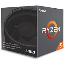 AMD AM4 Ryzen 5 2600X Box (4.25GHz/19Mb/noVideo/95W6C/12T)