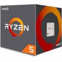 AMD AM4 Ryzen 5 2600 Box (3.9GHz/19Mb/noVideo/65W6C/12T)