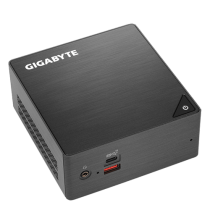 """Неттоп GigaByte BRIX GB-BRI7H-8550 (Core i7-8550U/DDR4/2.5""""HDD/HDMI/mDP/USB3.1)"""