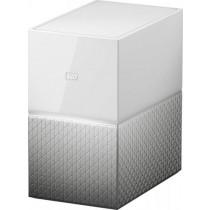 Мережевий дисковий масив WD My Cloud Home Duo 4Tb (RJ45, 2xUSB3.0)