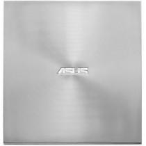 DVDRW зовнішній Asus SDRW-08U9M-U EXT Ret Slim Silver USB2.0