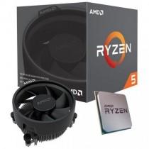 AMD AM4 Ryzen 5 3600 Box (4.2GHz/36Mb/noVideo/65W/6C/12T)