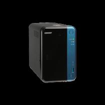 Мережевий дисковий масив Qnap TS-253Be-2G (2xHDD) 2xGlan, 5xUSB 3.0