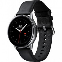 Смарт-годинник Samsung Galaxy watch Active 2 Stainless steel 44mm Silver