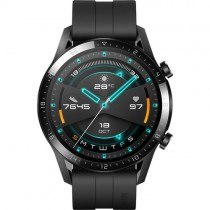 Смарт-годинник Huawei GT 2 Sport 46 mm (LTN-B19) Matte Black