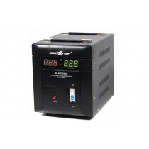 Стабілізатор Maxxter MX-AVR-D5000-01, 5000VA, 3000W