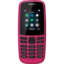 Nokia 105 (2019) DS Pink