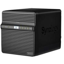 Мережевий дисковий масив Synology DS420j DiskStation (4xHDD), 1xGLan, 2xUSB3.0