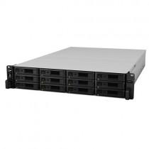 Мережевий дисковий масив Synology RS3617XS+ RackStation (12xHDD), 4x1GbE, 2x10GbE, 2xUSB3.0