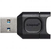 Кардрідер Kingston MLPM microSDHC/SDXC UHS-II MobileLite Plus USB3.1