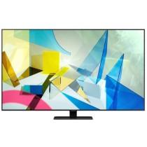 """Телевiзор 75"""" Samsung QE75Q80TAUXUA Silver"""
