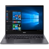 """Ноутбук Acer Spin 5 SP513-54N (13.5"""" QHD Touch/Core i7-1065G7(1.3-3.9GHz)/16Gb/512Gb SSD/Iris Plus/Win10/Gray)"""